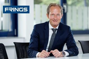Sven Frings von der Frings Solutions Unternehmensgruppe